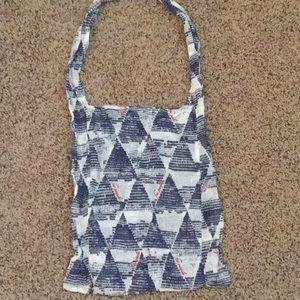 Free People Cloth Shopping Bag
